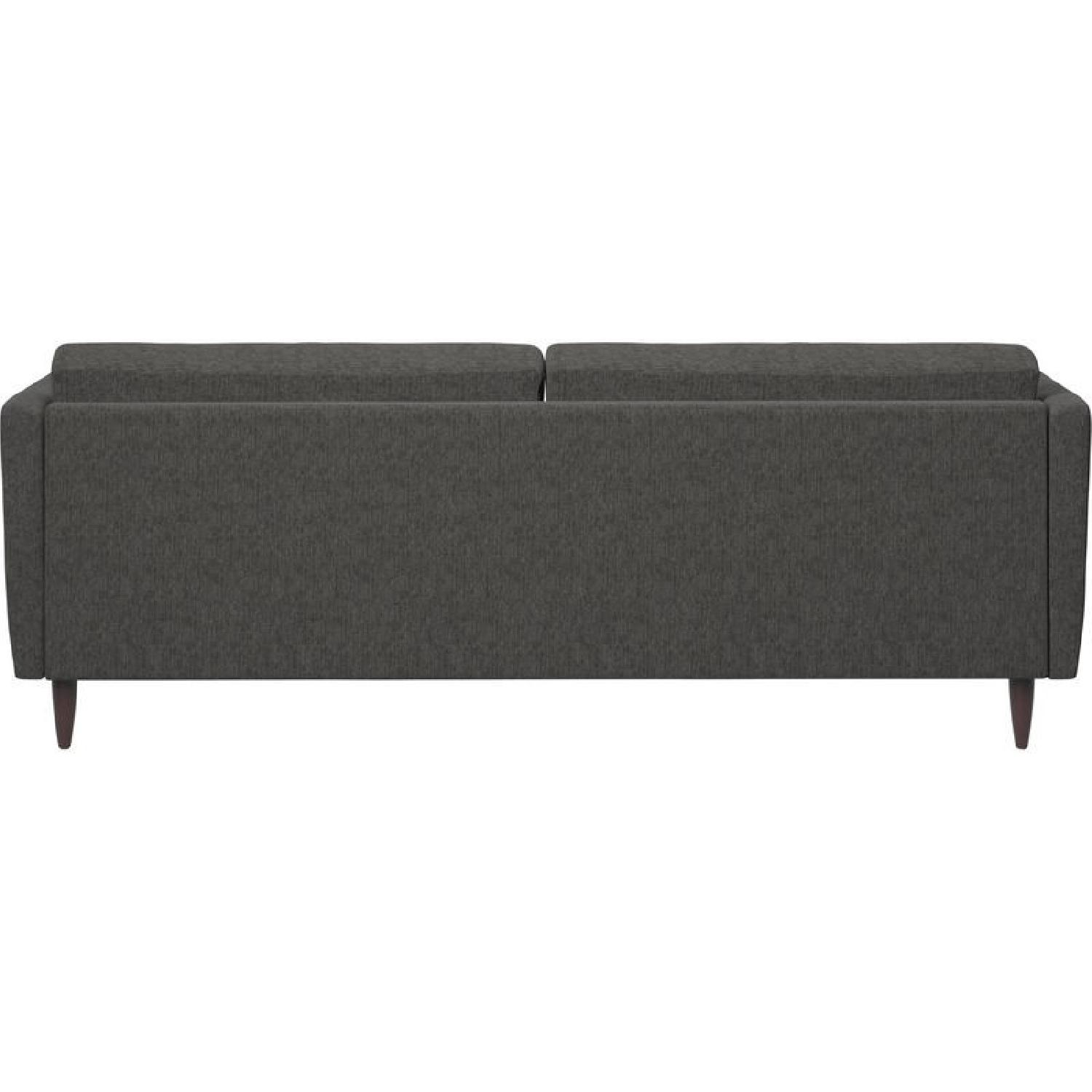 BoConcept Osaka 2.5 Seater Sofa in Dark Grey-2