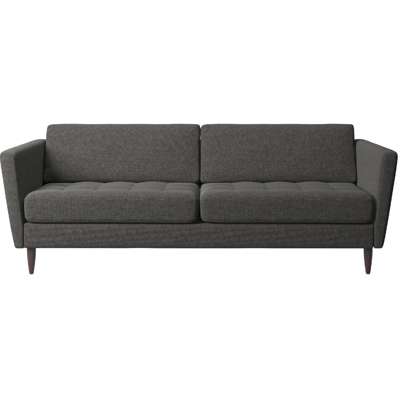 BoConcept Osaka 2.5 Seater Sofa in Dark Grey