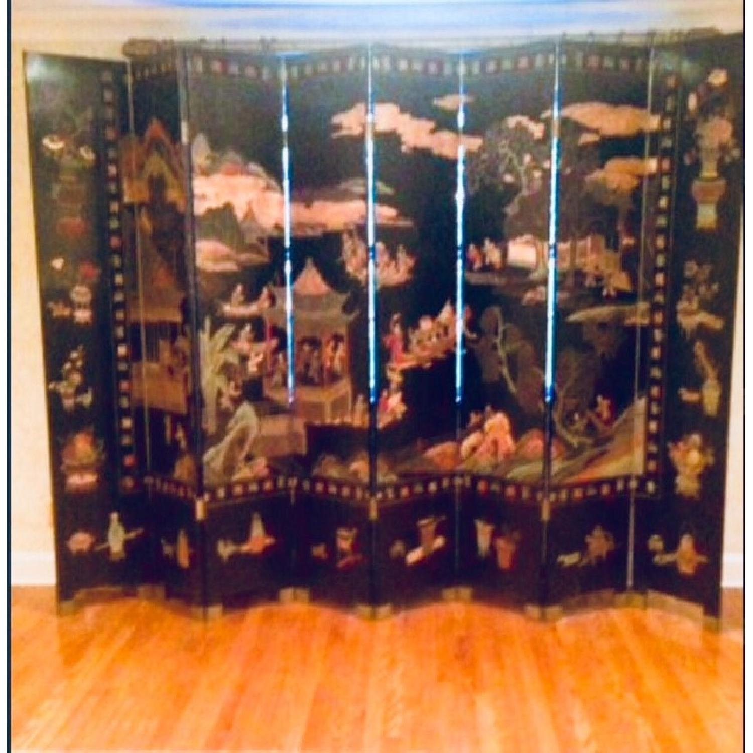 Chinese 8 Panel Screen-1