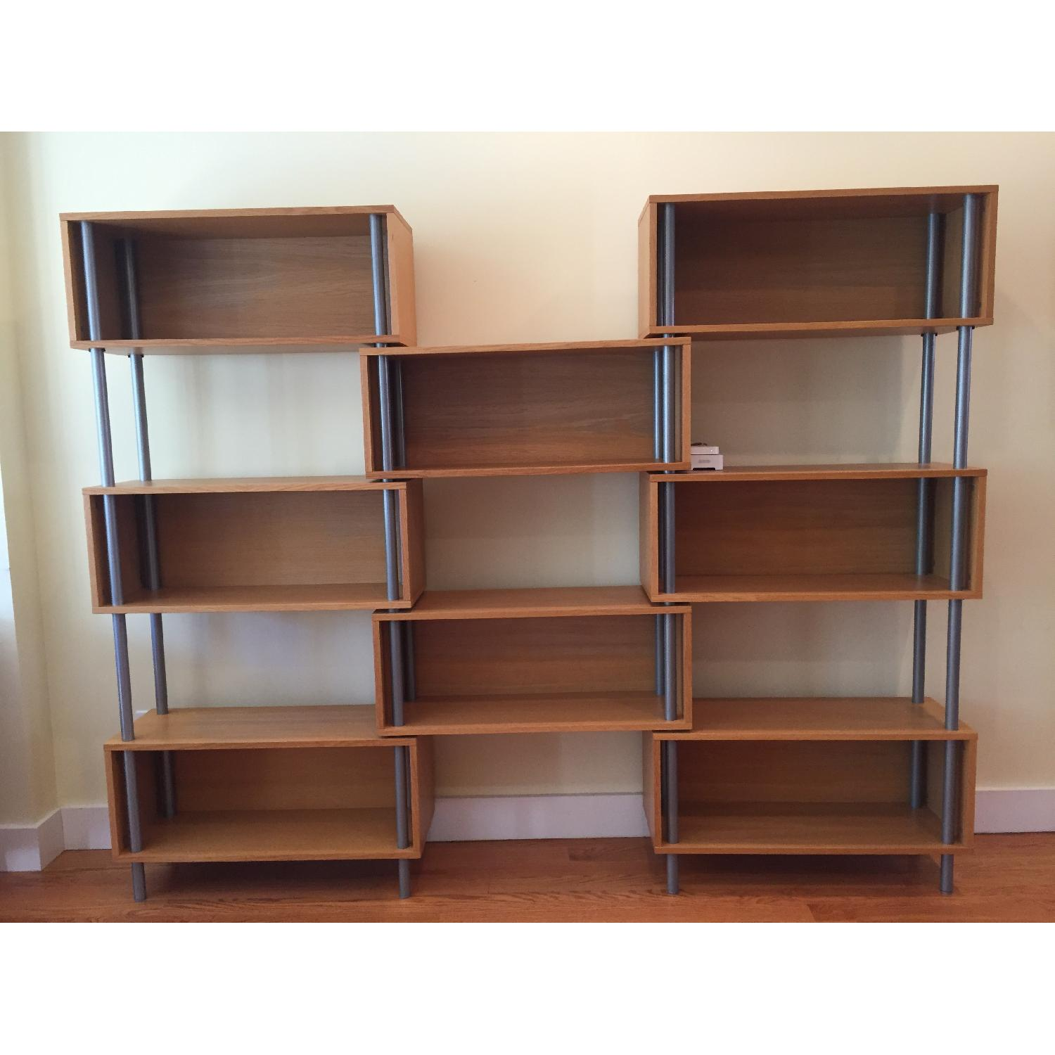 Blu Dot Chicago 8 Box Shelving Unit - image-1