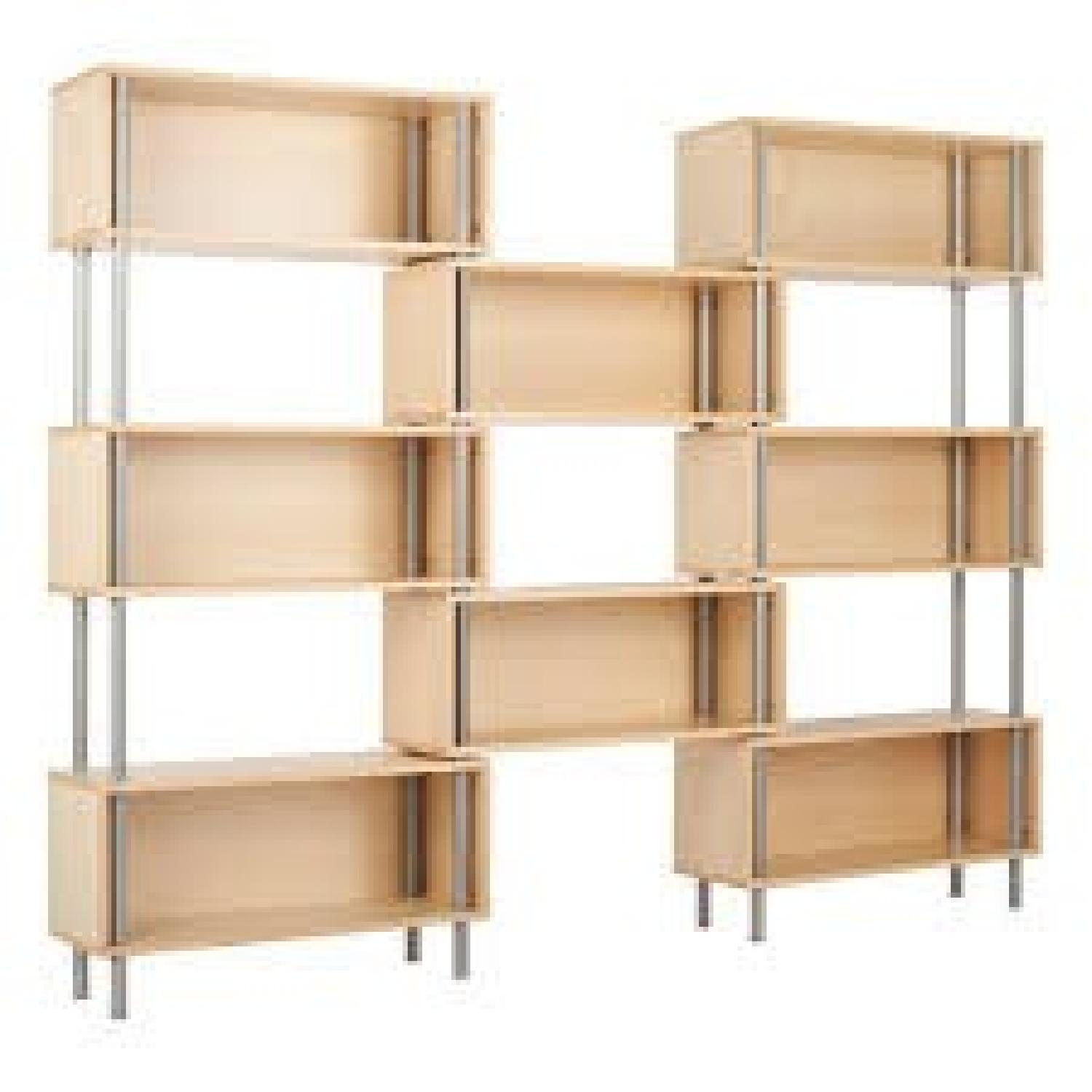 Blu Dot Chicago 8 Box Shelving Unit - image-4