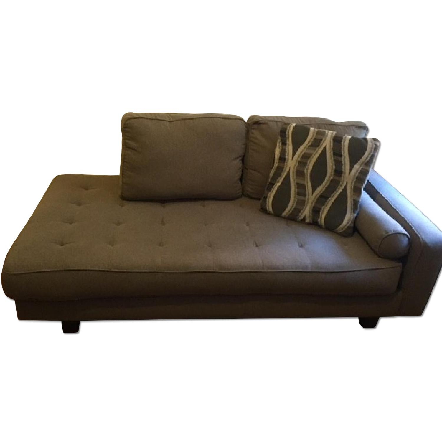 Ashley's Treylan Corner Chaise - image-0