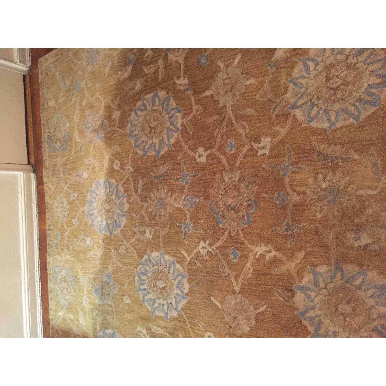 Safavieh Gold & Blue Wool Rug - image-3