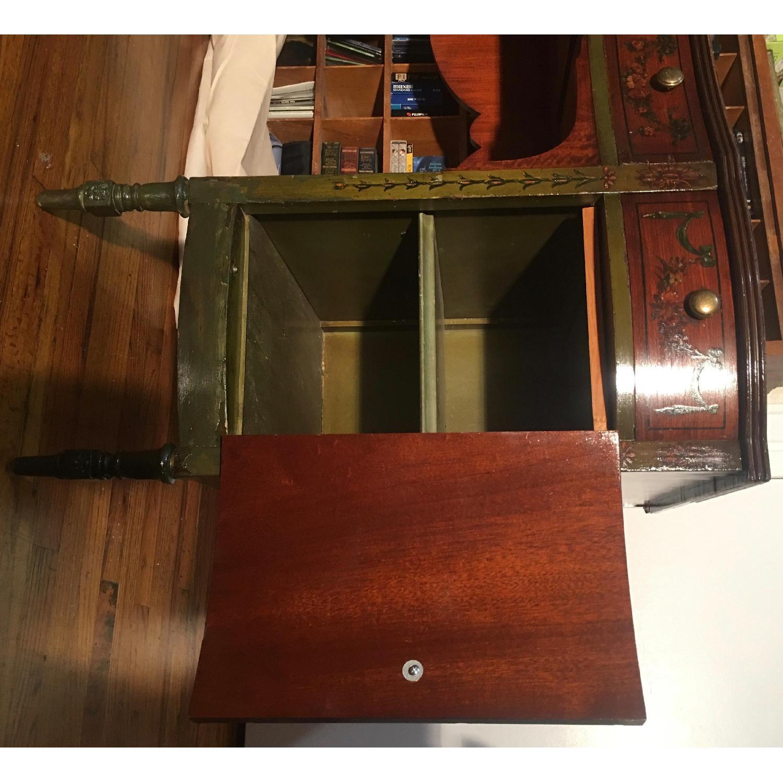 Johnson Furniture Reproduction Victorian Desk - image-2