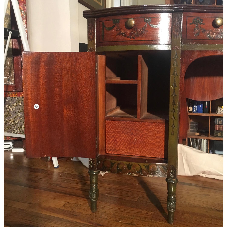 Johnson Furniture Reproduction Victorian Desk - image-3