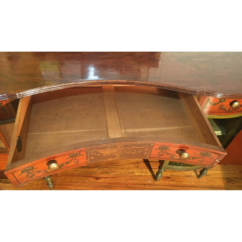 Johnson Furniture Reproduction Victorian Desk - image-4