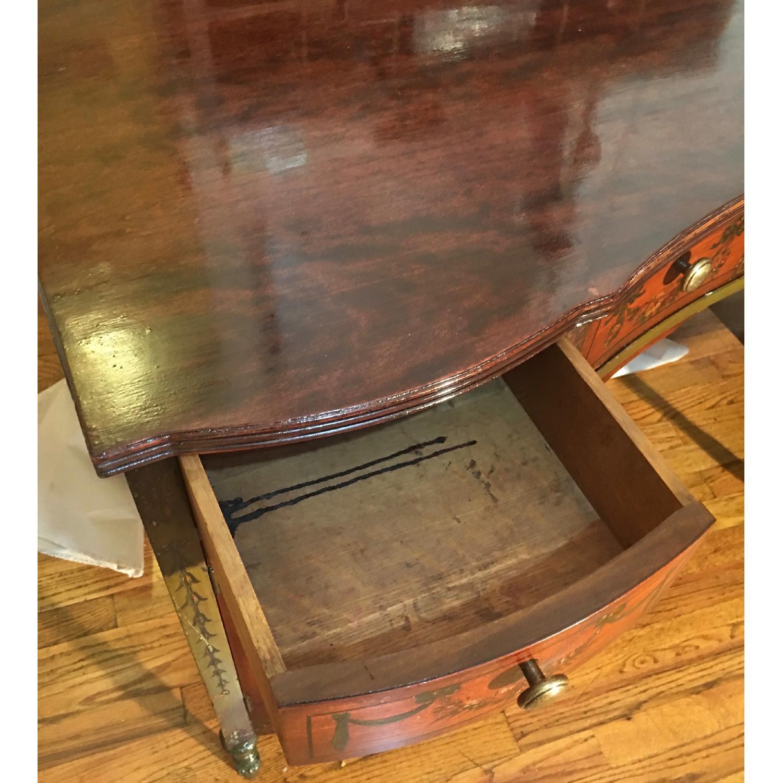 Johnson Furniture Reproduction Victorian Desk - image-5