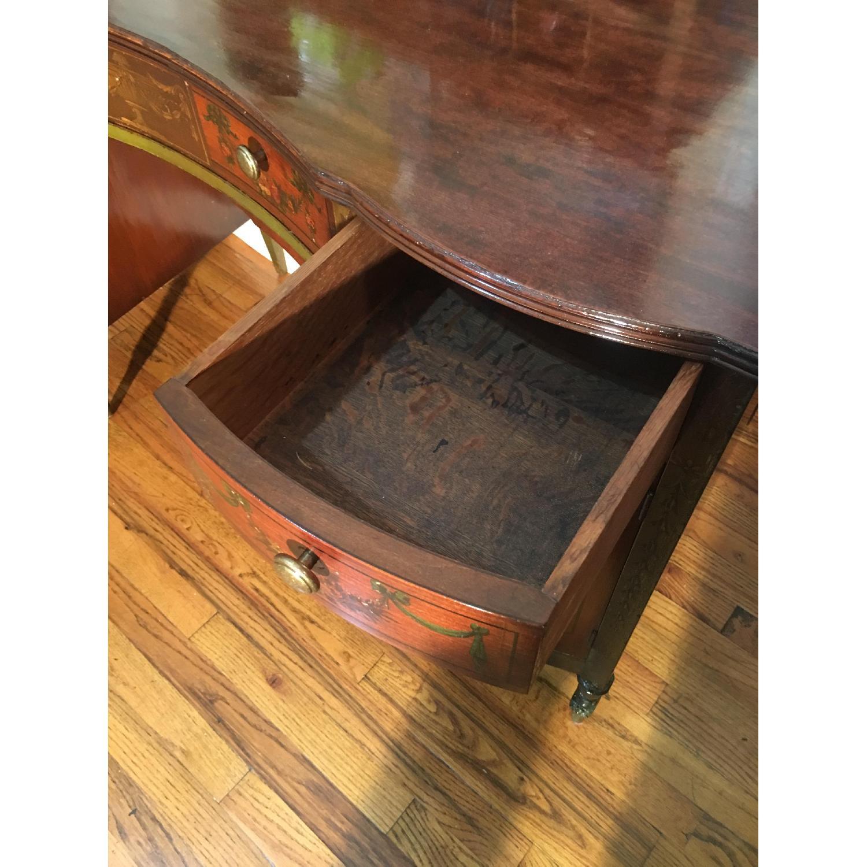 Johnson Furniture Reproduction Victorian Desk - image-6