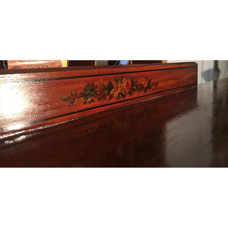 Johnson Furniture Reproduction Victorian Desk - image-7