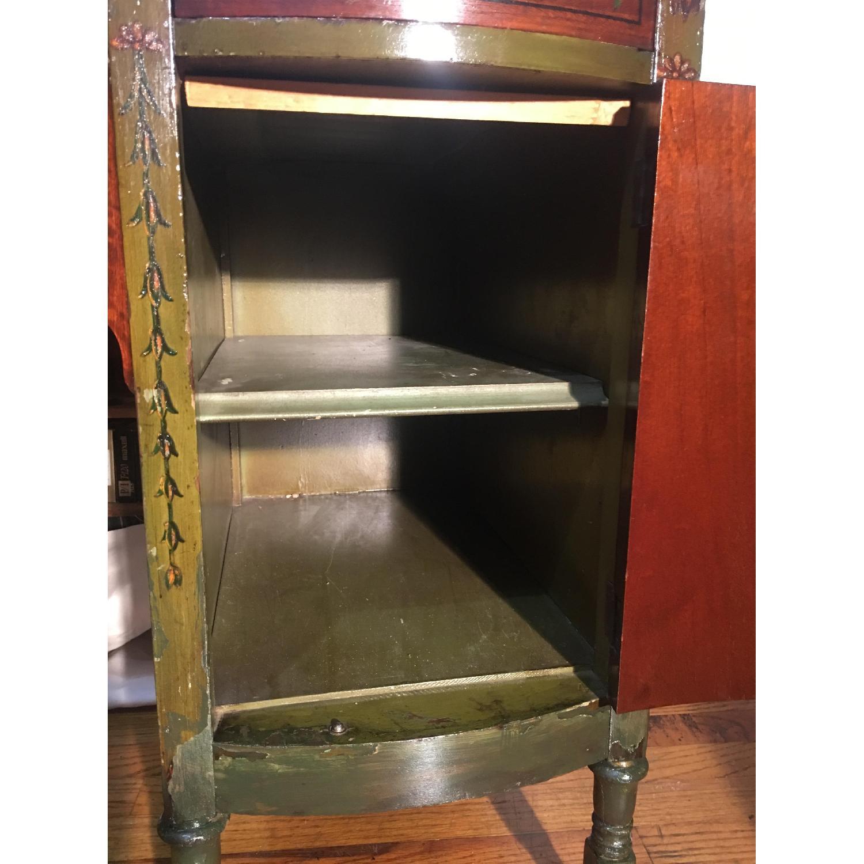 Johnson Furniture Reproduction Victorian Desk - image-9