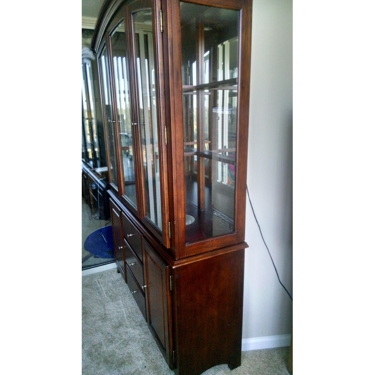 Lighted China Cabinet - image-4