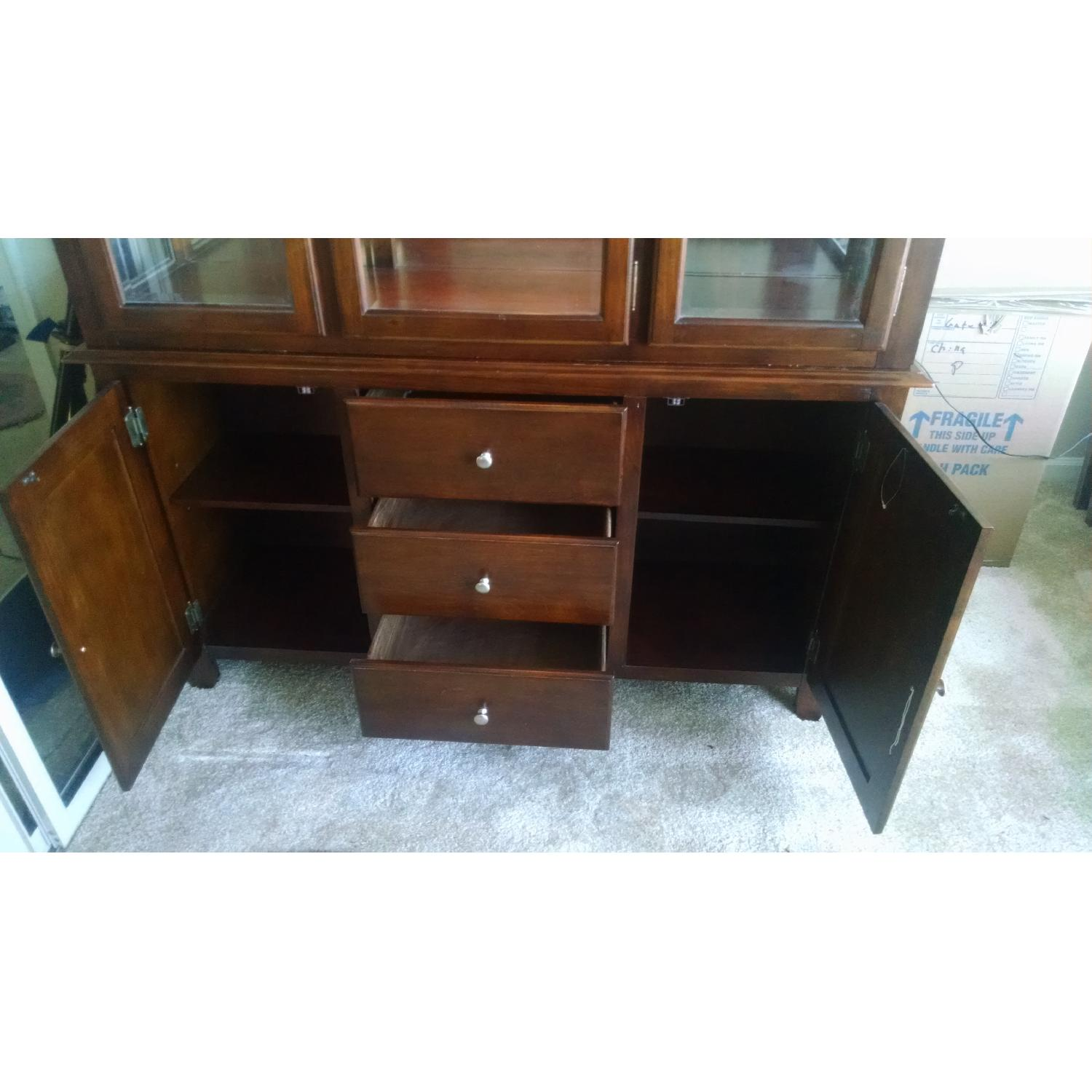 Lighted China Cabinet - image-6