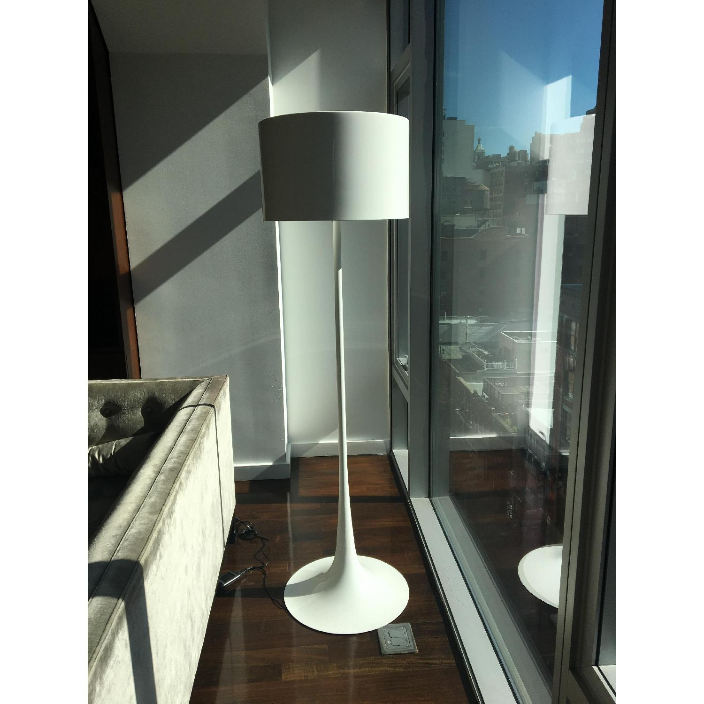 Flos Sebastian Wrong Spun Floor Lamp - image-1