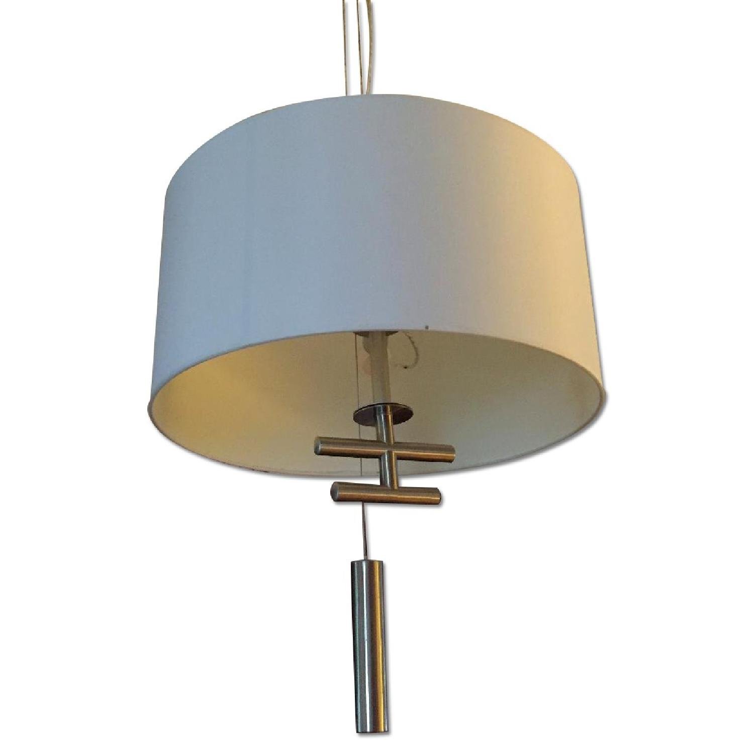 George Kovacs Counterweights Drum Pendant - image-0