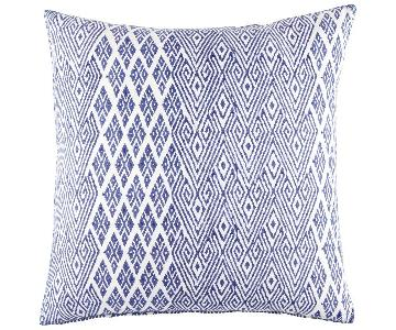 John Robshaw Naga Iris Euro Pillow Cases