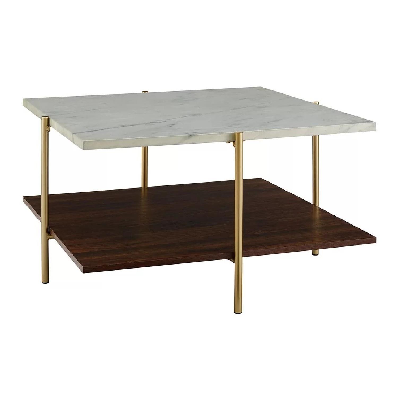 Wrought Studio Carpenter Coffee Table