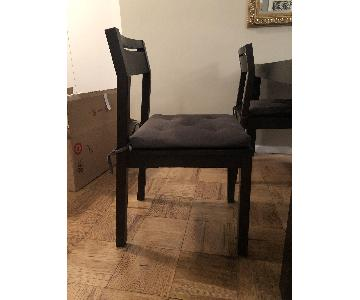 West Elm Dining Chairs