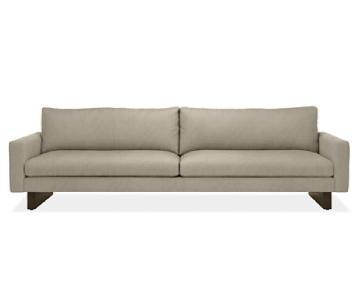 Room & Board Hess Sofa in Trip Linen