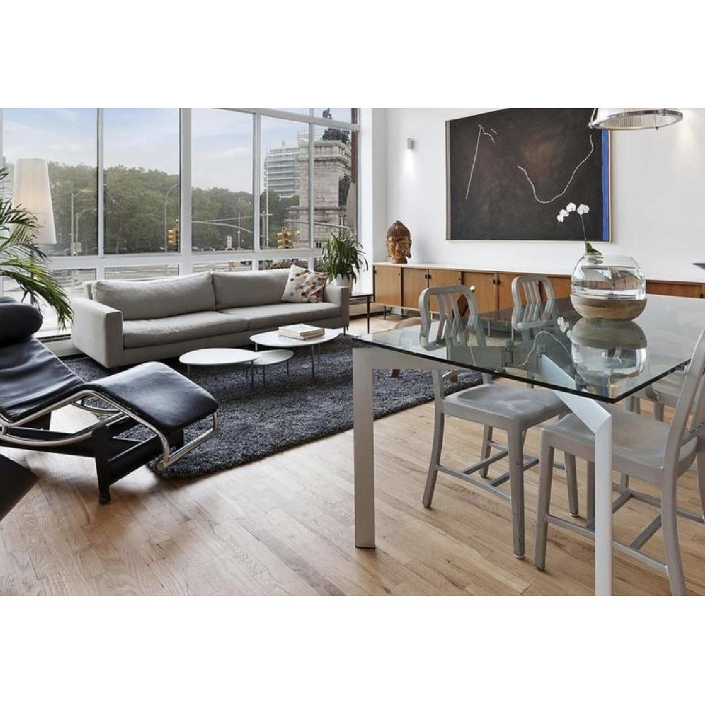 Room & Board Hess Sofa in Trip Linen-0