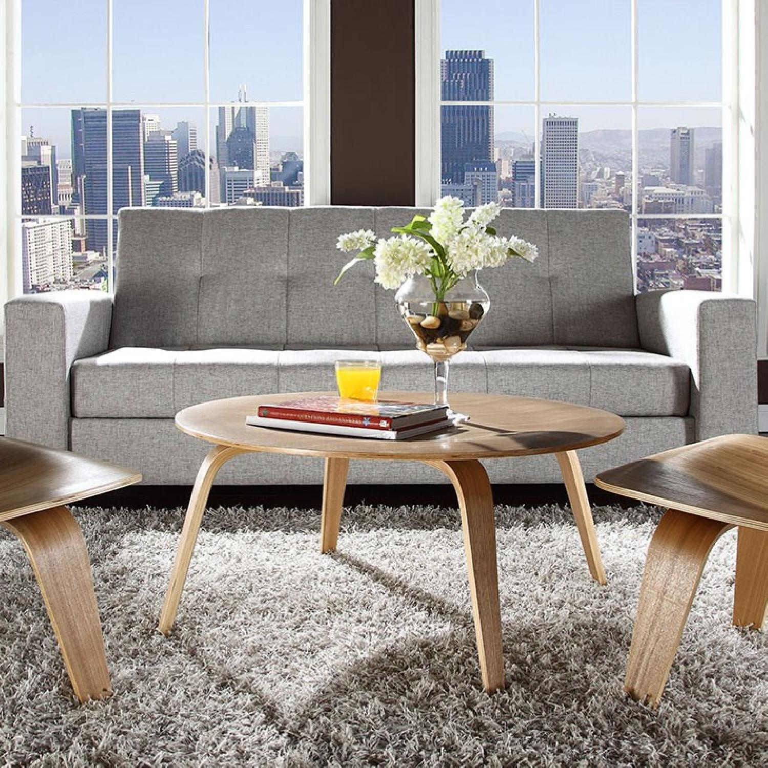 Manhattan Home Design Chip Coffee Table in Natural-2