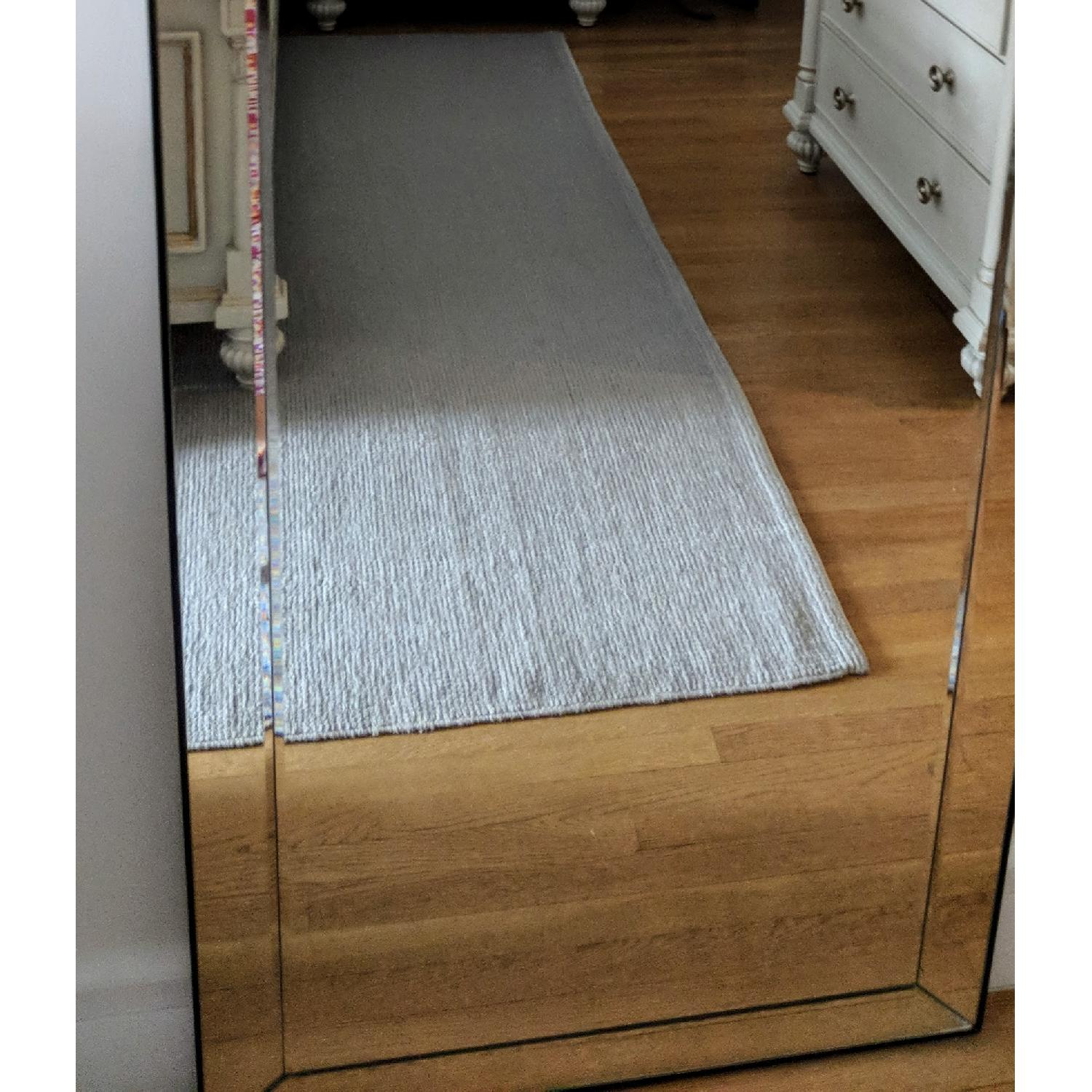 ABC Carpet and Home Grey Wool Area Rug-0