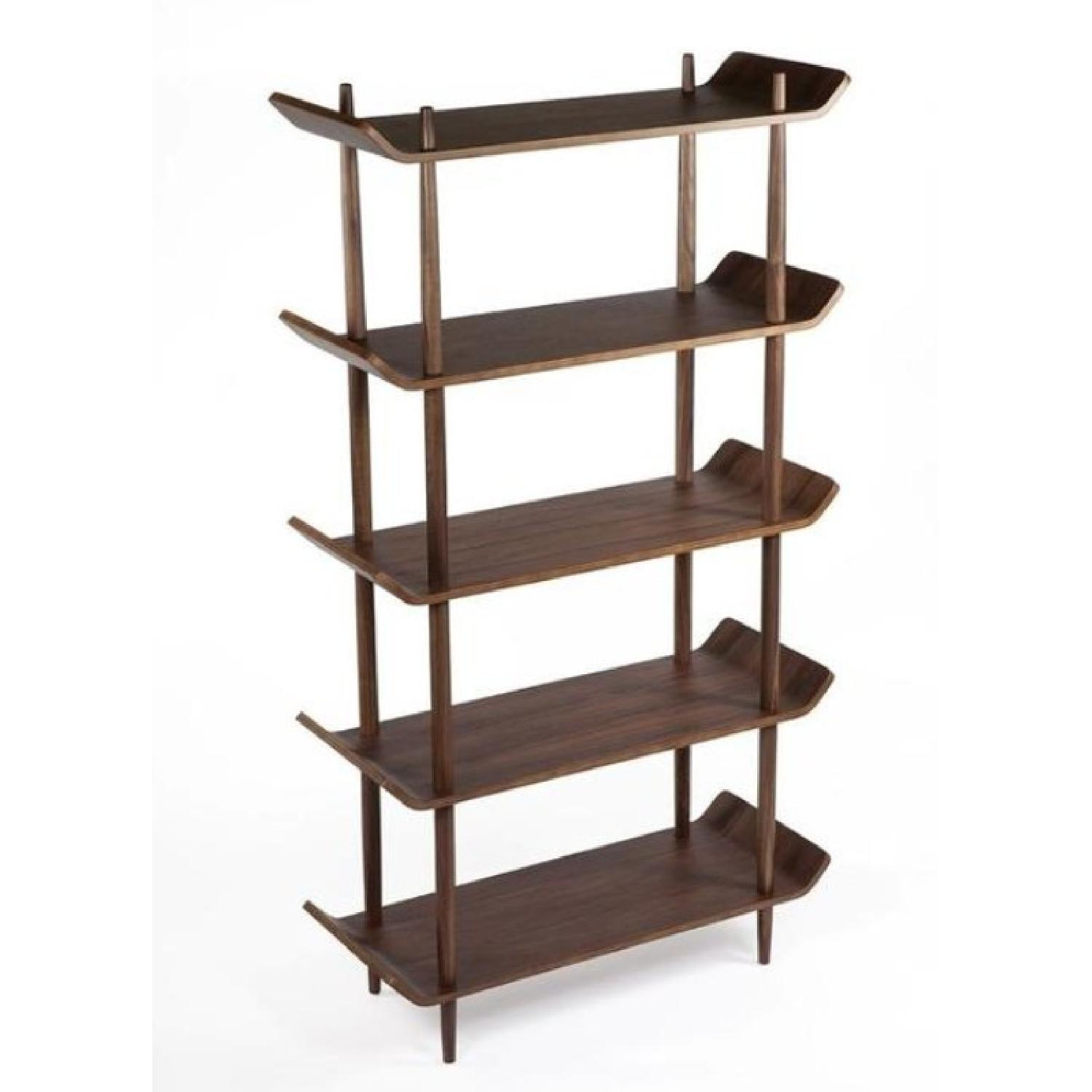 France & Son Sean Dix Bentwood Bookcase-0