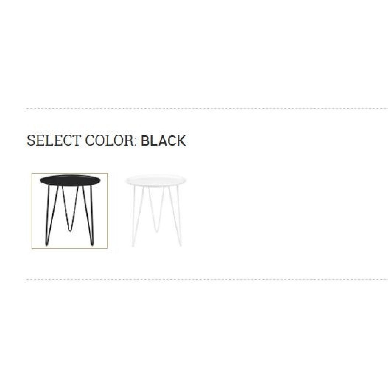 Manhattan Home Design Versatile Side Table in Black-0
