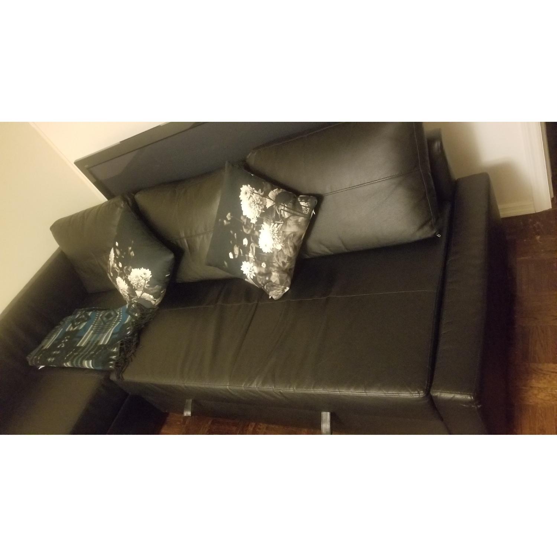 Ikea Friheten Sleeper Sectional Sofa w/ Storage-1