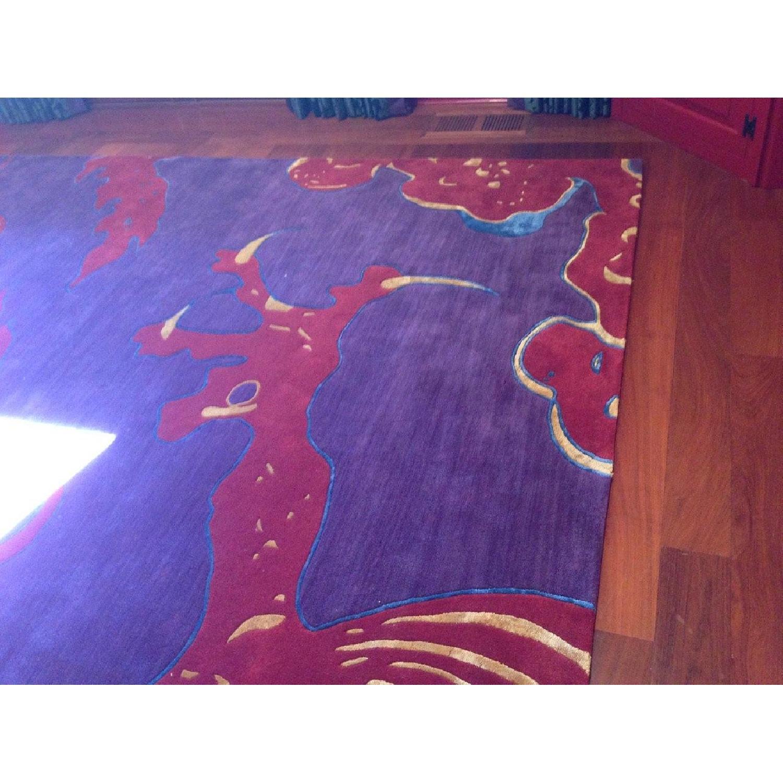 Shivhon Ryu Dragon Hand-Tufted Area Carpet-1