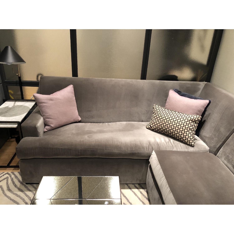 GBC Custom Sleeper Sectional Sofa-1