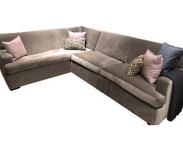 GBC Custom Sleeper Sectional Sofa