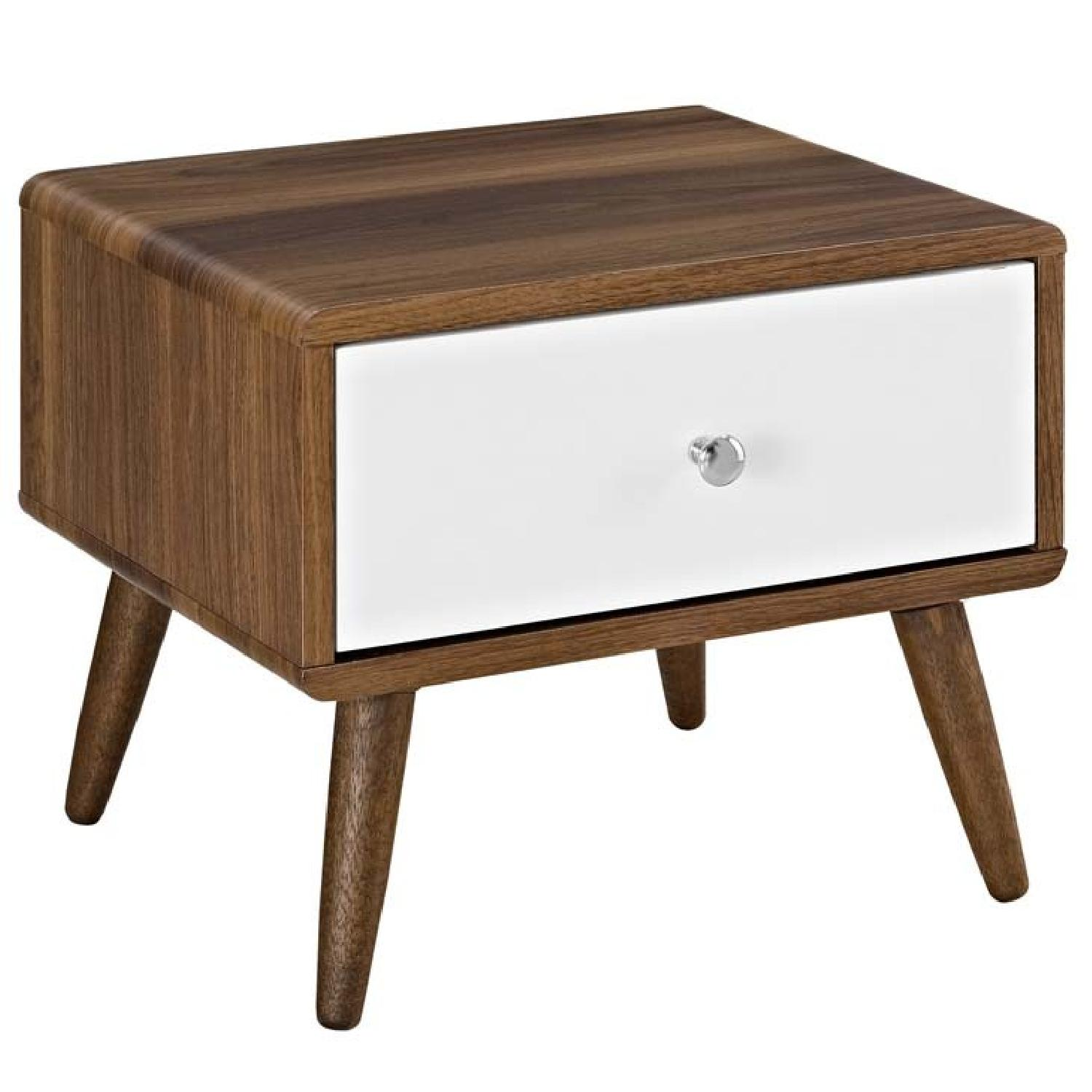Manhattan Home Design Transmit Wood Nightstand