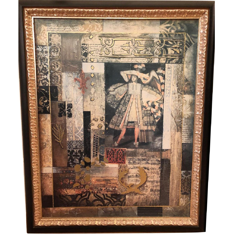 Bombay Company Angel of Harvest Prints
