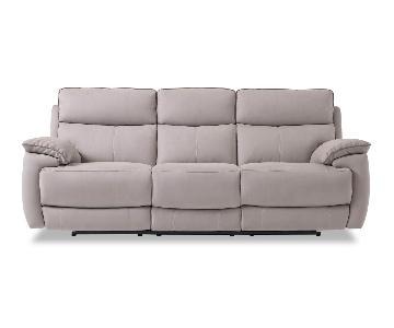 Bob's Jetson Power Reclining Sofa