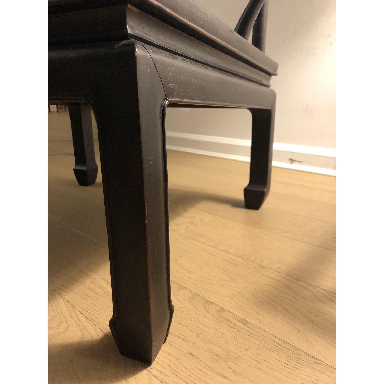Antique Asian Accent Chair-8