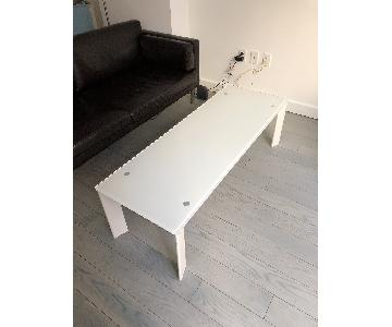 Ikea Skiro Coffee Table