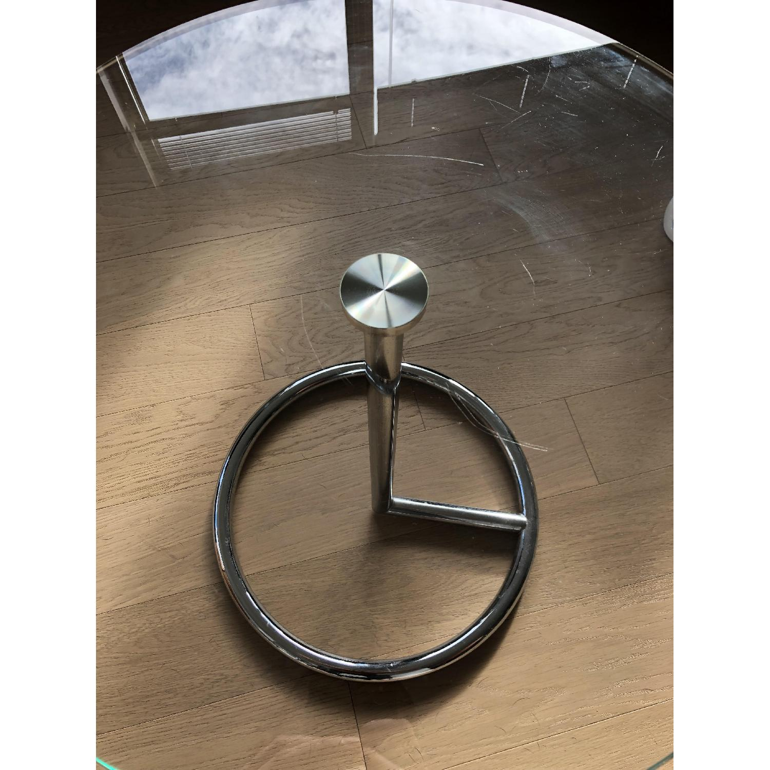 CB2 Smart Round Side Table-1