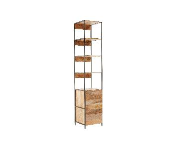 West Elm Industrial Bookcase