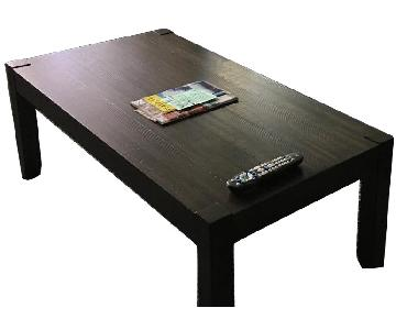 Bob's Coffee Table + 2 End Tables