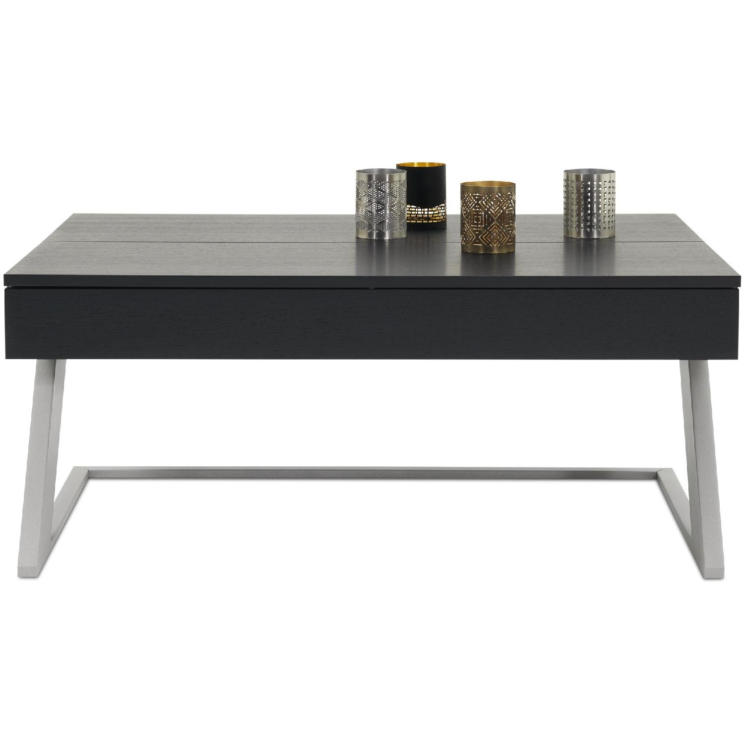 BoConcept Contemporary Lift-Top Coffee Table w/ Storage