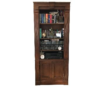 Bloomingdale's Neal's Solid Walnut Bookcase