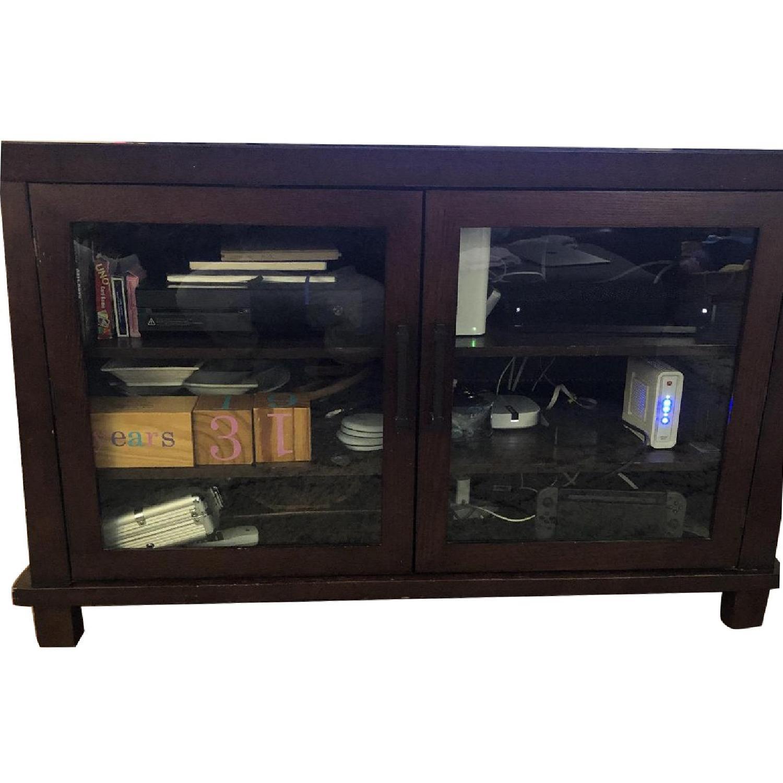 Crate & Barrel Sideboard/Media Storage