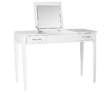 West Elm Vanity Table/Desk