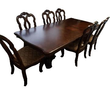 Andrea 7-Piece Expandable Dining Set