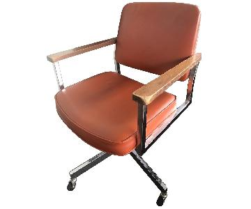 Delwood Mid Century Modern Office Chair