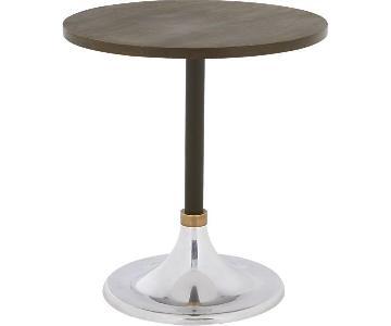 CB2 Hackney Modern Wood Top Table