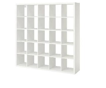 Ikea Kallax Shelf w/ Doors
