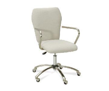 Pottery Barn Adjustable Airgo Swivel Desk Chair