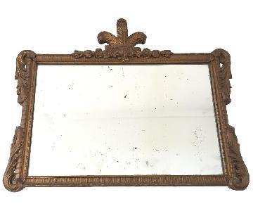 Vintage Nurre Mirror