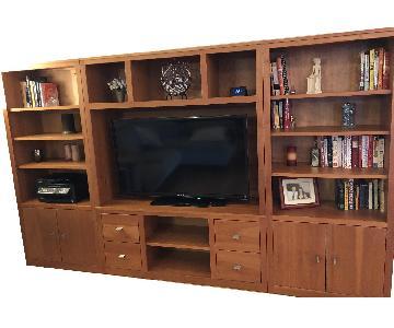 Room & Board Woodwind Wall Unit